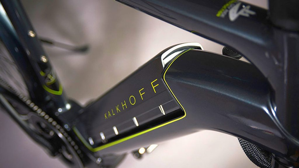 snelbader fietstechniek kalkhoff