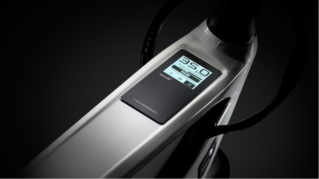 snelbander fietstechniek stromer