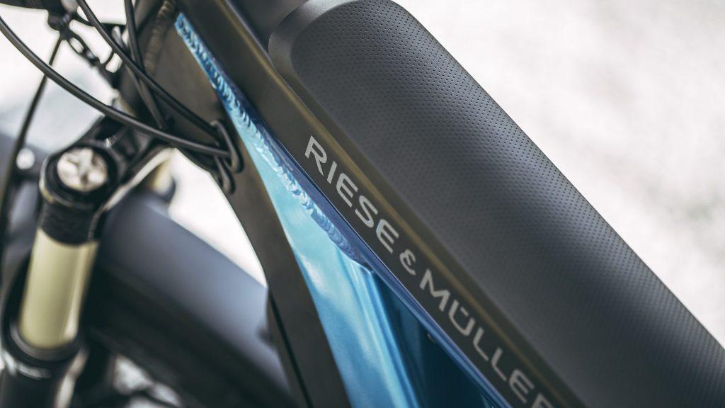 snelbander fietstechniek riese & müller